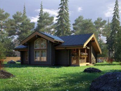 стоимость деревянного дома